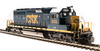 Broadway Limited Imports HO 5368 EMD SD40-2 Diesel Engine, CSX #8043 (Equipped with Paragon3 Sound/DC/DCC)