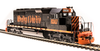 Broadway Limited Imports HO 5374 EMD SD40-2 Diesel Engine, Wheeling and Lake Erie #6347 (Equipped with Paragon3 Sound/DC/DCC)