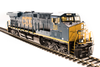 Broadway Limited Imports HO 5483 GE ES44AC, CSX #876 (Paragon3 Sound/DC/DCC Equipped)