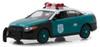 Greenlight Collectibles O 86094 2014 Ford Police Interceptor Sedan, New York City Police Department (Vintage Scheme) (1:43)