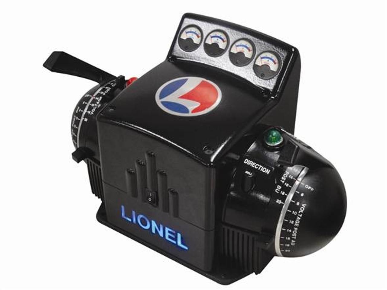 how do you hook up a lionel train transformer