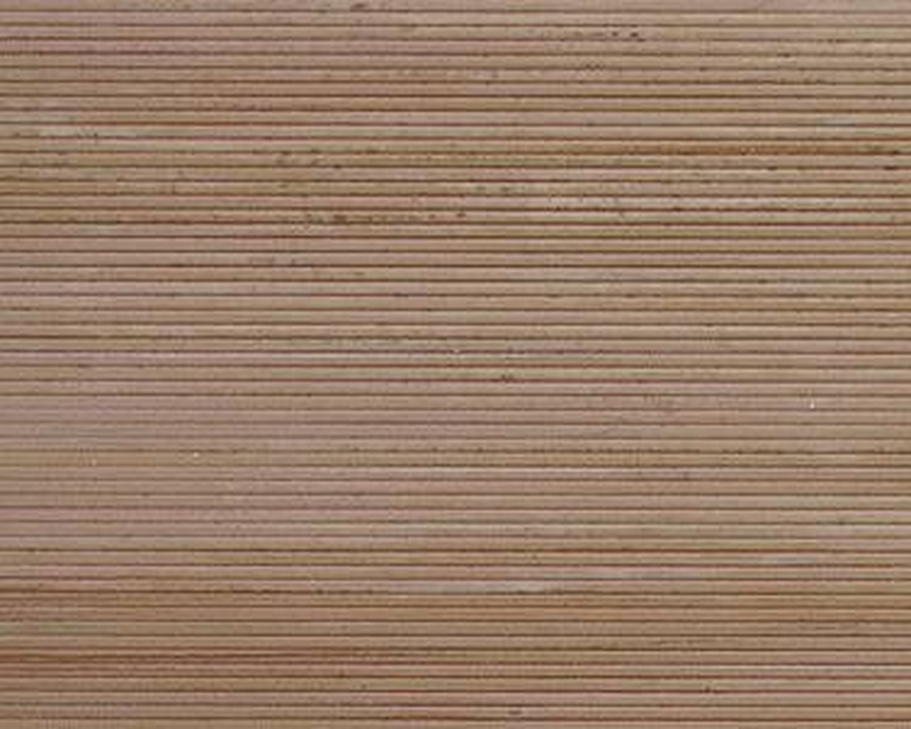 Plastruct 91530 PS 33 Wood Planking Patterned Sheet