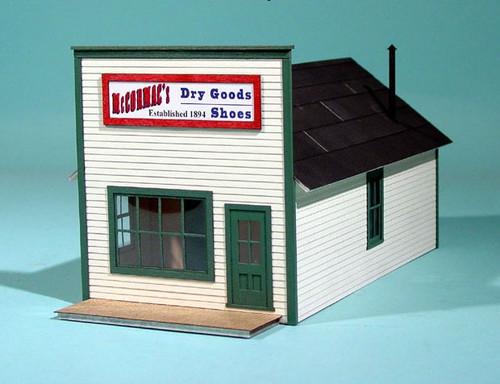 American Model Builders HO 793 LASERKit Xpress McCormac's Dry Goods