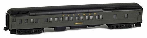 "American Z Line Z 71018-7 Pullman 12-1 Sleeper Car, Pullman ""Davenport"" (d)"