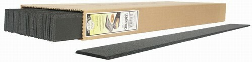 """Woodland Scenics N ST1462 24"""" Track Bed Strips (36)"""