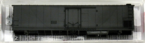 """Micro-Trains N 06900000 51'3-3/4"""" Riveted Side Mechanical Reefer, Undecorated (Color will vary)"""