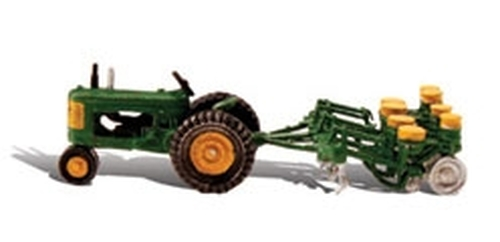 Woodland Scenics HO AS5565 Tractor and Planter