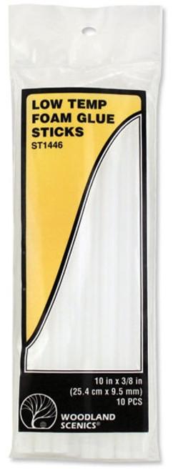 Woodland Scenics ST1446 Low Temp Foam Glue Sticks (10)