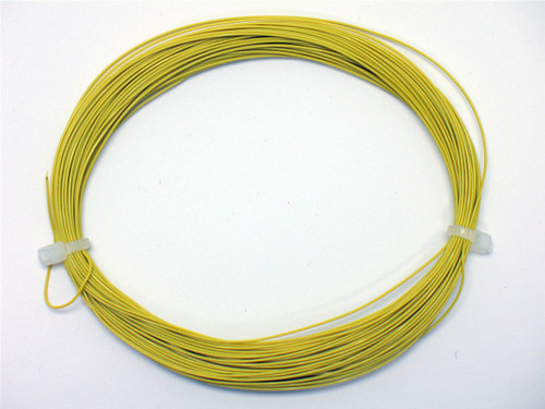 ESU 51947 Yellow Hi-Flex Wire (AWG 36) (30 feet)