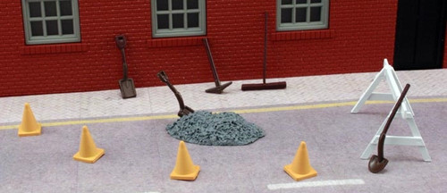 American Heritage Models O 43-922 Road Repair Set