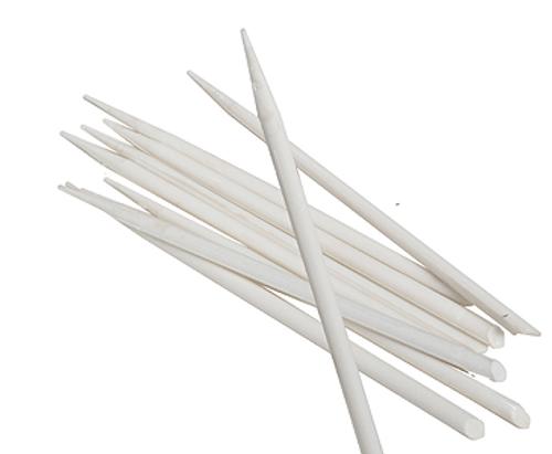 Alpha Precision Abrasives 403 Plastic Sanding Needles, Fine 320 Grit (Pack of 8)