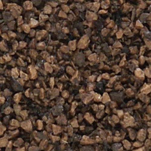 Woodland Scenics B78 Medium Ballast, Dark Brown