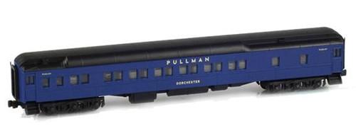 "American Z Line Z 71011-2 Pullman 12-1 Sleeper Car, Wabash ""Tuscaloosa"""