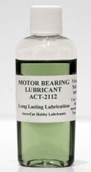 Aero Car Hobby Lubricants HO/N/Z ACT-2112 Motor Bearing Lubricant