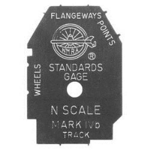 NMRA 98-8 Standards Gauge N Scale