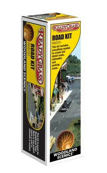 Woodland Scenics RG5151 Road Kit