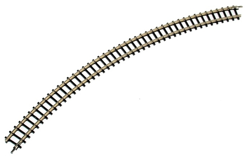 Marklin Z 8530 220mm 45 Degree Curved Track Section (1 Section)