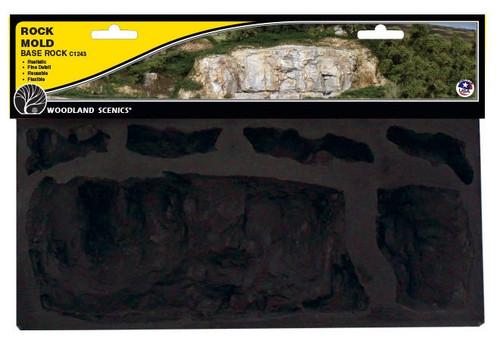 Woodland Scenics C1243 Base Rock Mold
