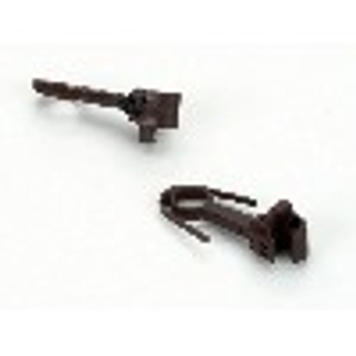 McHenry Couplers HO 31 Knuckle Spring Lower Shelf Coupler without Pin (1 pair)