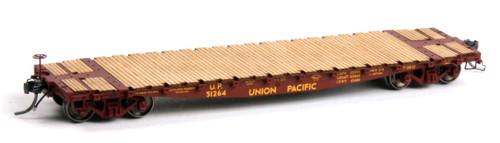 American Model Builders HO 204 Wood Deck for ExactRail 42' GSC Flat Car