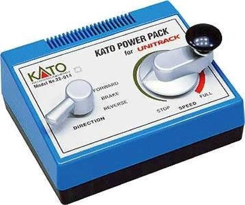 Kato HO/N 22014 Unitrack Power Pack