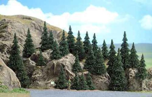 Busch HO 6469 Fir Trees (25)
