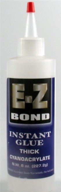 E-Z Bond Instant Glue Thick 8 oz.