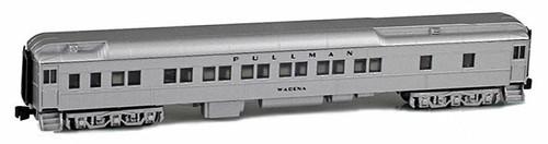 "American Z Line Z 71018-3 Pullman 12-1 Sleeper Car, Pullman ""Wadena"" (d)"