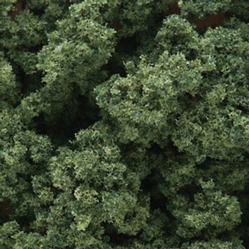 Woodland Scenics FC146 Bushes, Medium Green