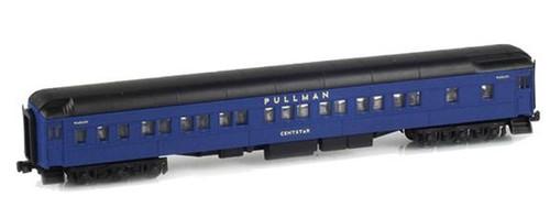 "American Z Line Z 71211-3 Pullman 8-1-2 Sleeper Car, Wabash ""Riverdale Park"""