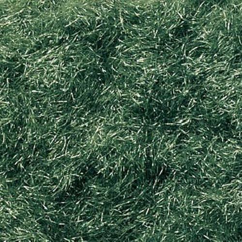 Woodland Scenics FL636 Static Grass Flock, Dark Green
