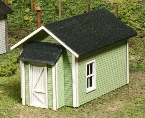 American Model Builders O 482 Miner's Cabin, Kit