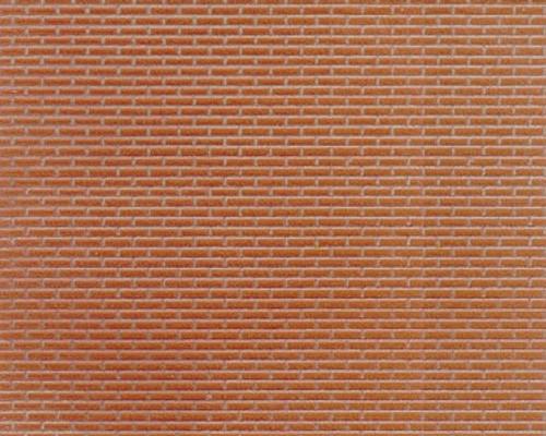 Plastruct HO 91611 PS-97 Brick Patterned Sheet (2)