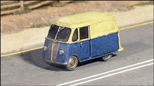 GHQ N 56013 Metro Delivery Van Kit