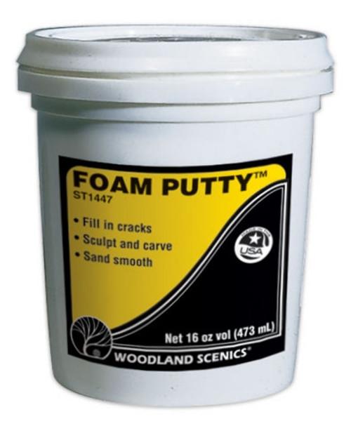 Woodland Scenics ST1447 Foam Putty