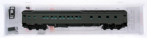 Micro-Trains N 14100001 10-1-2 Heavyweight Pullman Sleeper, Undecorated