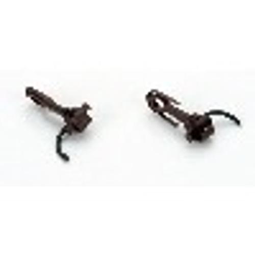 McHenry Couplers HO 712 AAR Upper/Lower Shelf Coupler with Metal Knuckle Springs (6 pair)