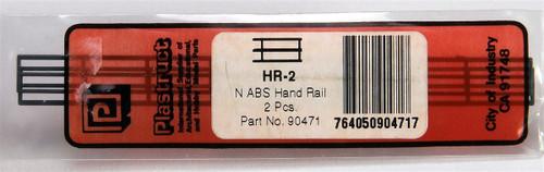 Plastruct N 90471 HR-2 ABS Hand Rail (2)