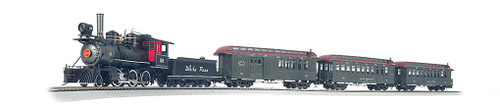 Bachmann On30 25024 White Pass and Yukon Set