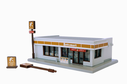 Rokuhan Z S049-3 Convenience Store, Gray