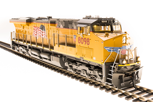 Broadway Limited Imports HO 5488 GE ES44AC, Union Pacific #8098 (Paragon3 Sound/DC/DCC Equipped)