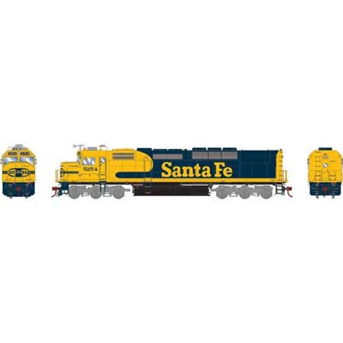Athearn Genesis HO G63938 SDF40-2, Santa Fe #5254