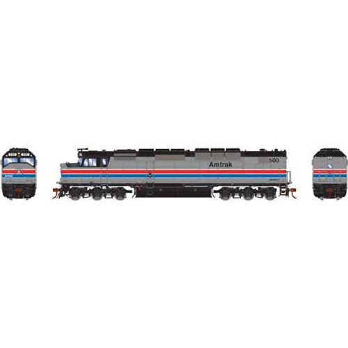 Athearn Genesis HO G63983 SDP40F, Amtrak #500 (Sound and DCC Equipped)