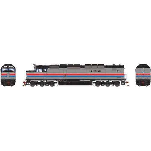 Athearn Genesis HO G63984 SDP40F, Amtrak #511 (Sound and DCC Equipped)