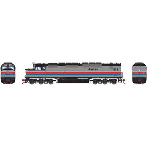 Athearn Genesis HO G63986 SDP40F, Amtrak #523 (Sound and DCC Equipped)