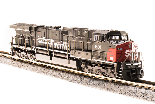 Broadway Limited Imports N 3750 GE AC6000, Southern Pacific #601 (Equipped with Paragon3 Sound and DCC)