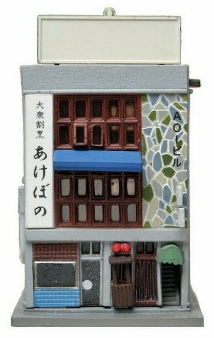 Tomix (Tomytec) N 258117 Pagoda Inn/Corner Casino