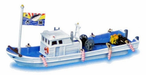 Tomix (Tomytec) N 282068 Fishing Boat A2