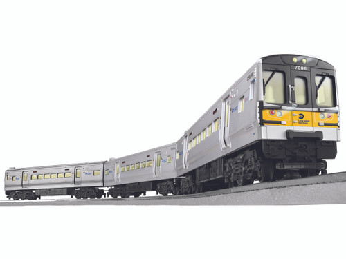 Lionel O 6-82192 Read-To-Run M7 LionChief Commuter Set, MTA Long Island