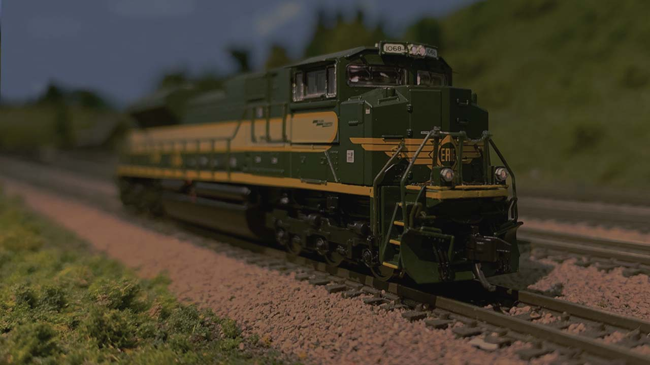 Model Trains, Train Sets, & Railroad Accessories